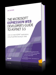 The Microsoft Expression Web Developer's Guide to ASP.NET 3.5